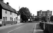 Abridge, the Village c1960