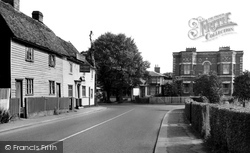The Village c.1960, Abridge