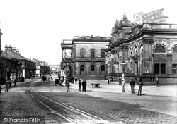 Accrington, Blackburn Road 1897