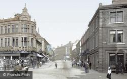 Accrington, Blackburn Road 1899