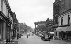 Blackburn Road c.1955, Accrington