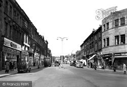 Accrington, Blackburn Road c.1955