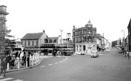 Accrington, Blackburn Road c1965