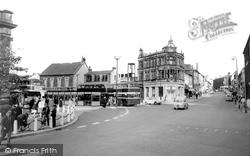 Accrington, Blackburn Road c.1965