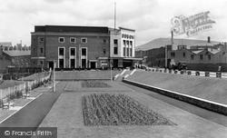 Broadway Gardens c.1955, Accrington