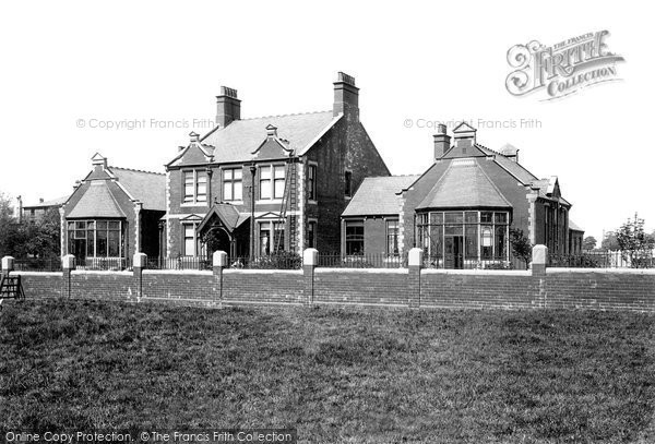 Accrington, Cottage Hospital 1899