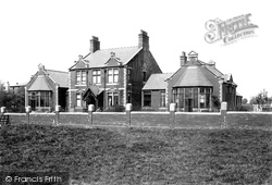 Accrington, Cottage Hospital 1899