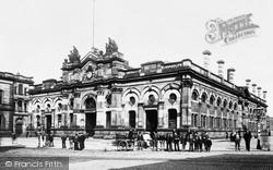 Market Hall 1897, Accrington