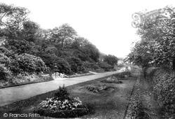 Accrington, Milnshaw Park 1897