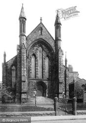 New Jerusalem Church 1899, Accrington