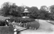 Accrington, Oak Hill Park 1897