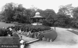Accrington, Oak Hill Park 1897