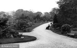 Accrington, Oak Hill Park c.1935