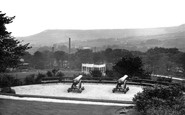 Accrington, Oak Hill Park c.1935