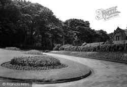 Accrington, Oak Hill Park c.1955