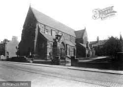 Accrington, Sacred Heart Catholic Church 1899