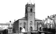 Accrington, St James's Church 1897