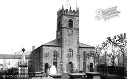 Accrington, St James's Church 1897
