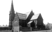 Accrington, St John's Church 1899