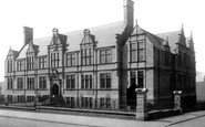 Accrington, Technical School 1899