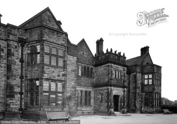 Photo of Accrington, The Haworth Art Gallery c.1945