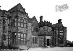 The Haworth Art Gallery c.1945, Accrington