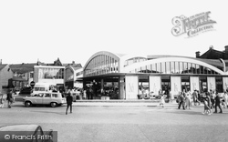 Accrington, The Market c.1965
