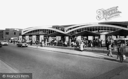 The Market c.1965, Accrington