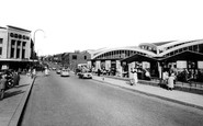 Accrington, the Market c1965