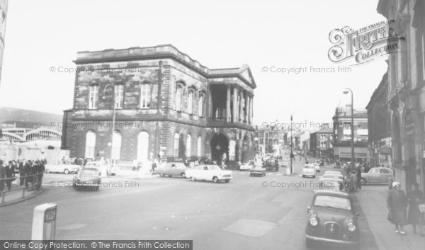 Photo of Accrington, The Town Hall c.1965