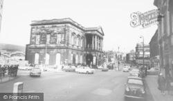 Accrington, The Town Hall c.1965