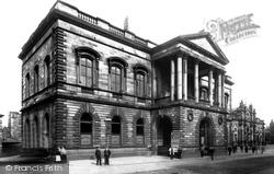 Town Hall 1897, Accrington