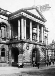 Accrington, Town Hall 1897