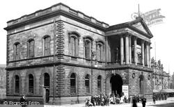 Town Hall c.1910, Accrington