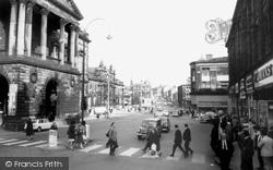 Town Hall c.1965, Accrington