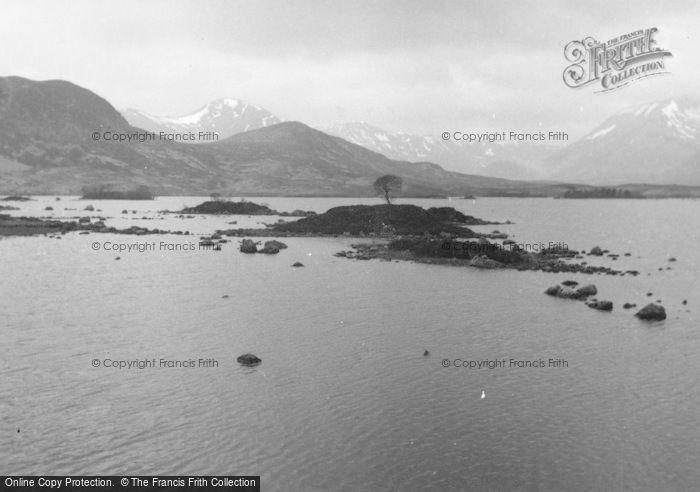Photo of Achallader, Lochan Na H Achlaise 1962