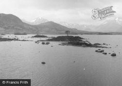 Achallader, Lochan Na H-Achlaise 1962