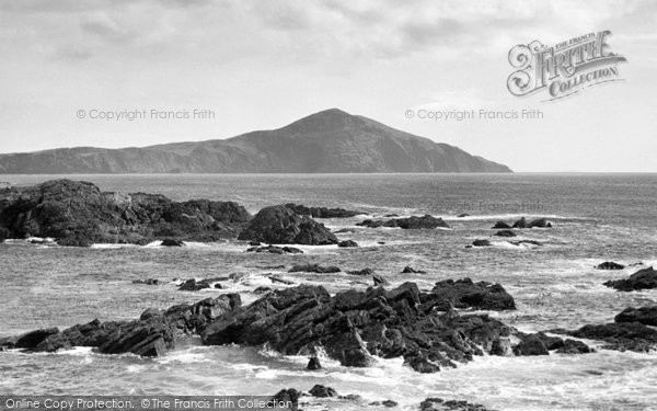 Photo of Achill Island, Clare Island c.1955