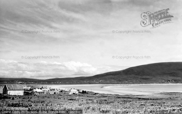 Photo of Achill Island, Keel Bay c.1955