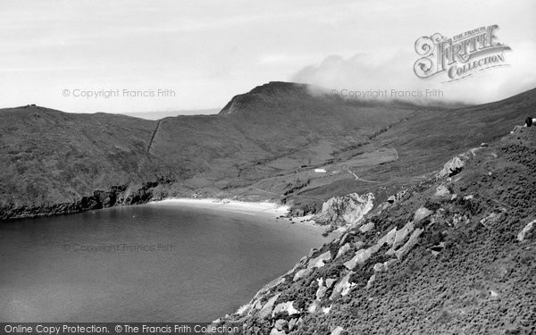 Photo of Achill Island, Keem Strand c.1955