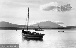 Achill Island, Slievemore In The Evening c.1955