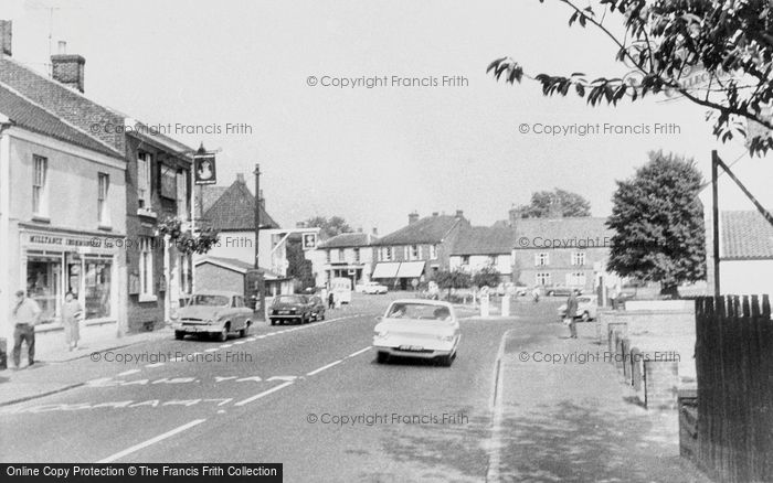 Photo of Acle, Acle Street c.1965