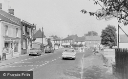 Acle, Acle Street c.1965