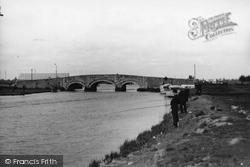 Acle, Bridge c.1929