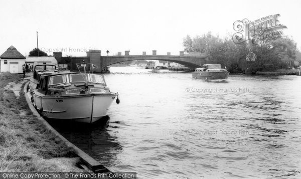 Photo of Acle, Bridge c.1965