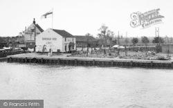 Acle, Bridge Inn c.1955
