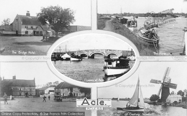 Photo of Acle, Composite c.1930