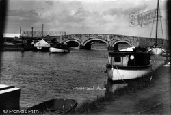 Acle, Cruisers At Acle c.1929