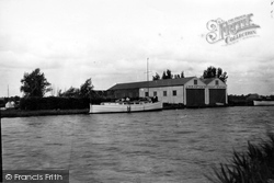 Acle, Eastick's Yacht Station c.1929