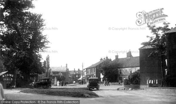 Photo of Acle, New Road c.1929